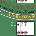 Wapfrog blackjack